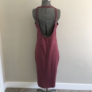 Cotton On Open Back Dress